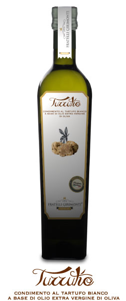 aromatizzato al tartufo bianco